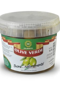 olive verdi siciliane