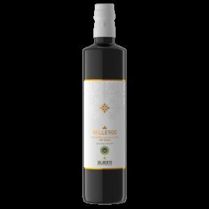bottiglia di olio mille900 igp sicilia
