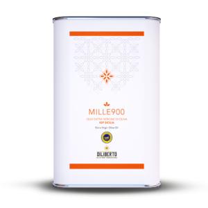 lattina di olio in 3d