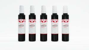 bottiglie personalizzate di olio
